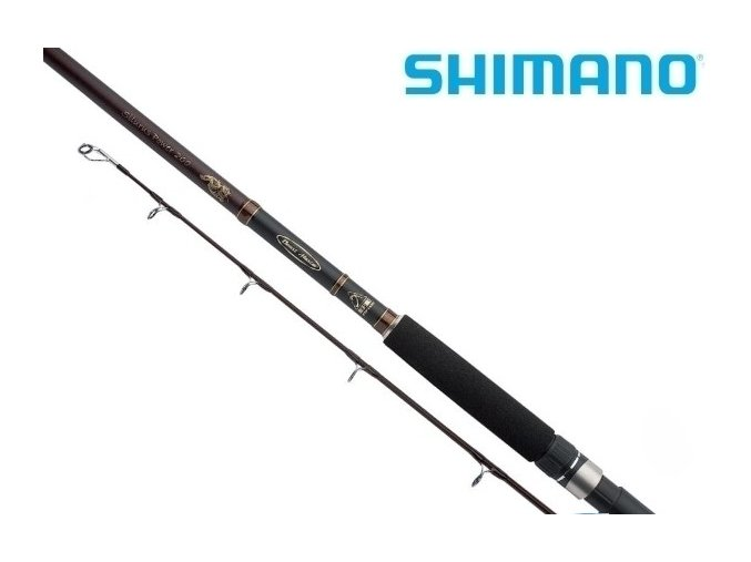 Sumcový prut Shimano Beastmaster Silurus Power 2,60m 300-500g