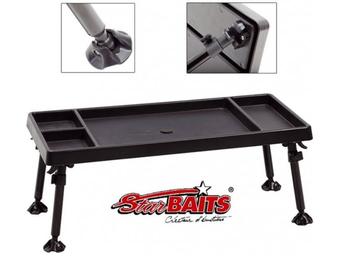 Stolek do bivaku StarBaits Expert Bivie Table