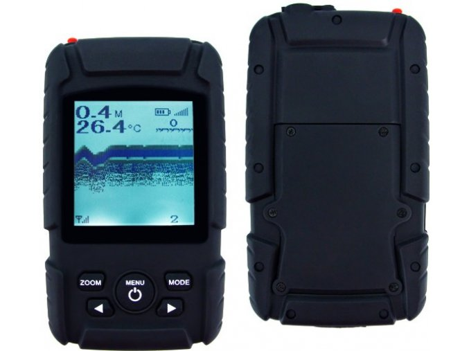 Wireless Fish Finder FF718Li Wireless 2v1