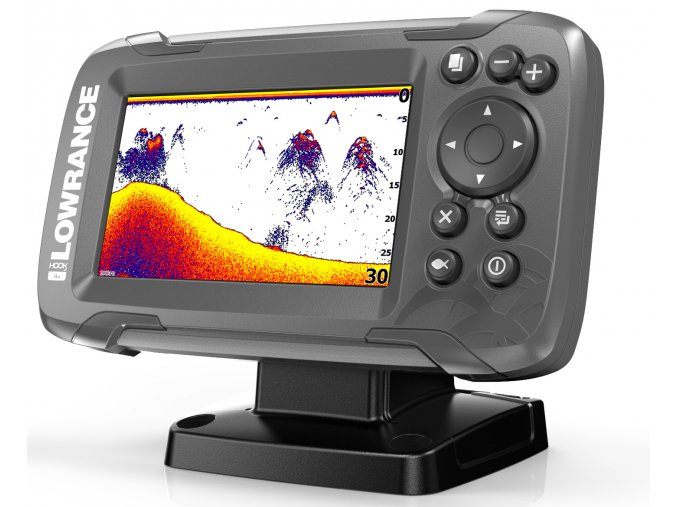 Lowrance HOOK2 4x product left