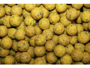 LK BAITS Boilie Euro Economic Sweet Pineapple (Sladký Ananas) 5 kg 18mm