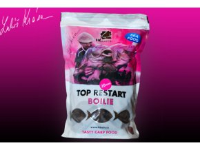 LK BAITS Boilie Top ReStart Sea Food