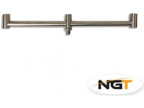 NGT Hrazda Buzz Bar Stainless Steel - 3 Rod