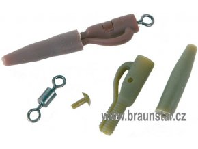 Fox Safety Lead Clips Camo