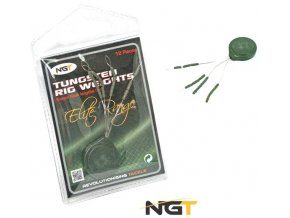 NGT Tungsten Hookling Weights