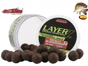 Boilies StarBaits LAYERZ Hookbait Bloodworm - 100g