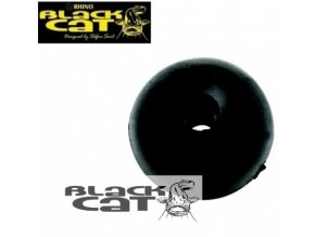 Rubber Shock Beads Black Cat gumové kuličky - 10mm