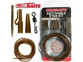 Koncová kaprová sestava STARBAITS Anti Tangle Stick Kit