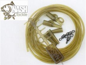 Kevin Nash Safety Bolt Bead Rig System - kaprová montáž