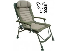 Fox křeslo FX Super Deluxe Recliner Chair
