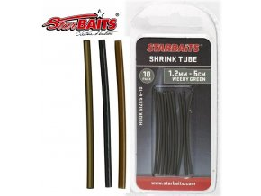 Smršťovací hadička StarBaits - Shrink Tube 1,2mm