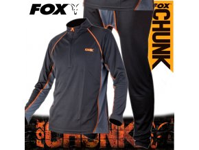 Termoprádlo Fox Chunk Base Layer