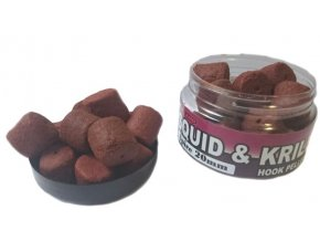Extra Carp Chytací pelety Squid & Krill Hook Pellets - 8mm