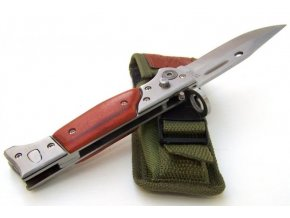 pk52 semiautomatic knife cccp ak 47 pocket knife 22cm