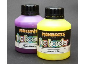 Booster Fluo MIKBAITS - balení 250ml