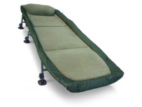 6-nohé lehátko NGT Classic Bedchair with Recliner