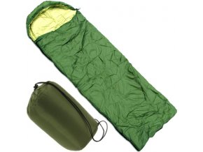NGT Spací pytel Green Sleeping Bag do -5 °C