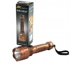 ohome senter ms f a7 good quality mini flashlight panjang 15 cm coklat 3722360 1 94771 (1)
