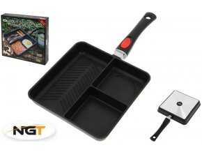 NGT Pánvička Multi Section Frying Pan