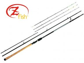 >Feederový prut Zfish Logan Medium Feeder 3,60m 80g