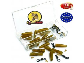 Extra Carp Lead Clip With Swivel Ring