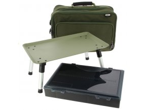 NGT Kufr Anglers Box Case System 612 PLUS
