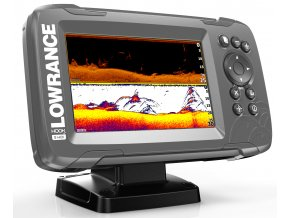 Lowrance HOOK2 5 SplitShot HDI product right