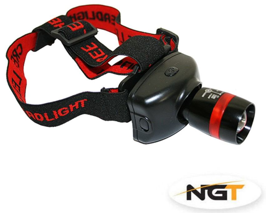 Čelová lampa NGT LED Headlamp Q5 CREE