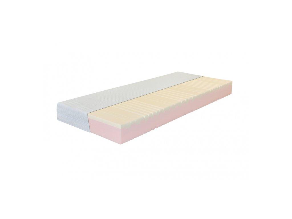 set do rozkládací postele matrace FLEXONA 18 cm  (Rozměr 200x170cm)