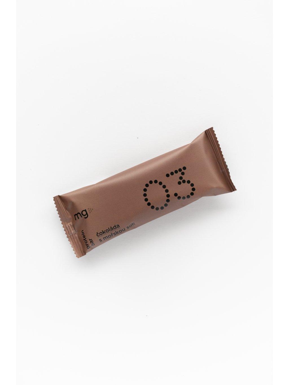 Tyčinka 03 Čokoláda s mořskou solí