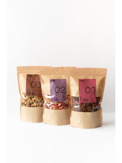 Ochutnej granoly
