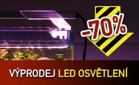Výprodej LED - 70%!