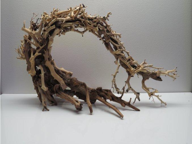 Wood dragon L (WD42333)