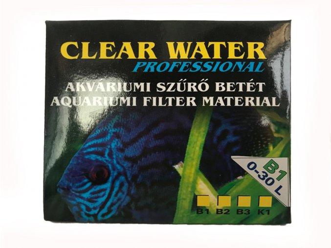 SZAT Clear Water B1 - pro křišťálovou vodu