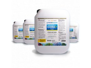 TRITON Reef Supplements CORE7 10L canisters shadow