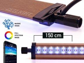 Akvarijní LED osvětlení Lancia 2 Marine 150 cm