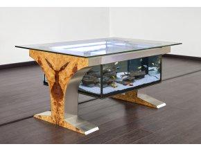 Akvarijní stůl