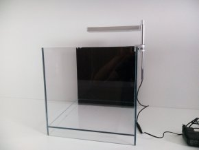 Nano akvárium s osvětlením ONF Flat nano POUŽITÉ 3měsíce.