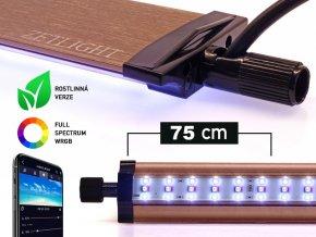Akvarijní LED světlo Lancia 2 Plant 75 cm