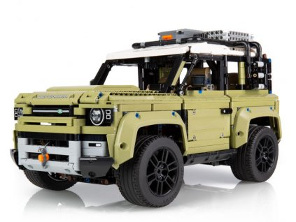Land Rover Defender - LEGO® TECHNICᵀᴹ