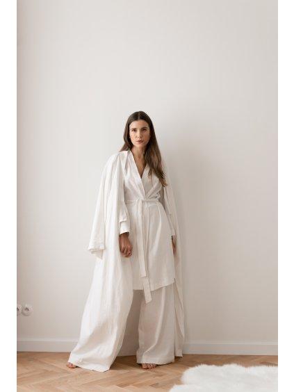 Alexandra lněné kimono