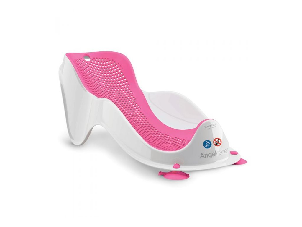 angelcare mini bath support pink 1 1 1