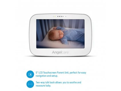 angelcare ac510 baby monitor parent unit