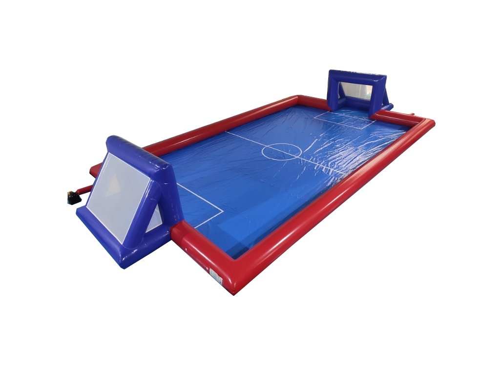 17x9 soccer field red blue 2020