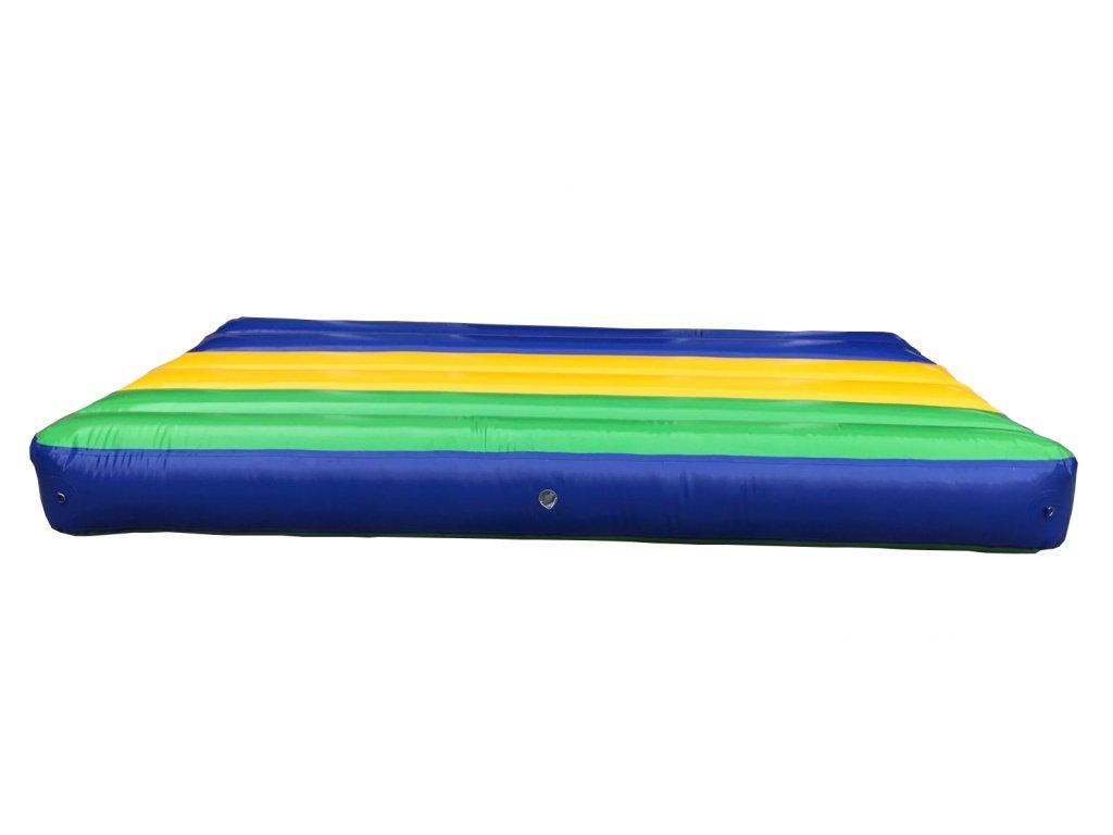 Velká nafukovací rampa / ponton
