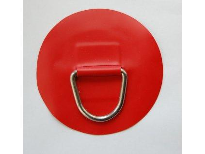 PVC+ring+sewing+glued