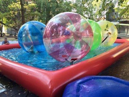 TPU waterballs