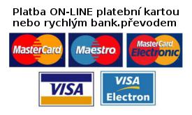 Platba ON-LINE