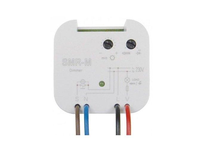 Stmívač pro LED žárovky SMR-M 230V