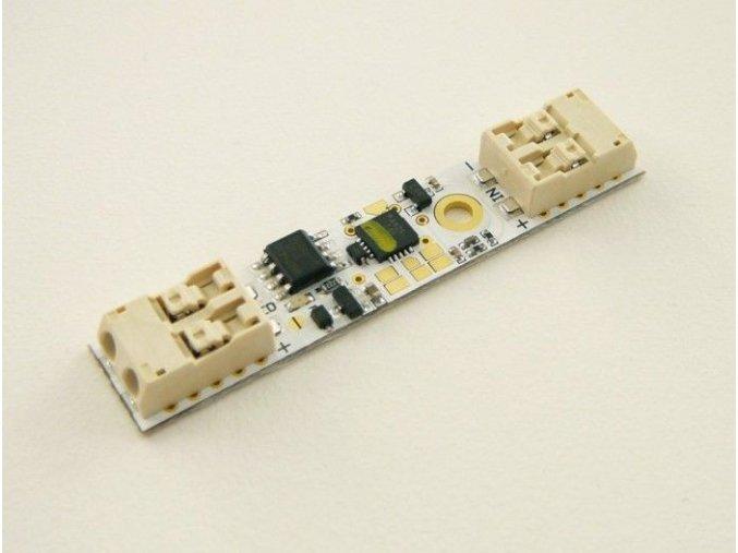 LED mikro stmívač do profilu dotykový se svorkami